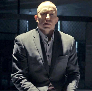 Egard Watch Company with Georges St. Pierre